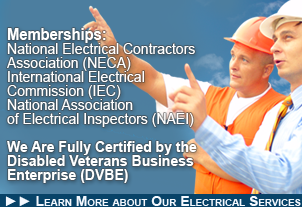 Commercial and Residential Electricians