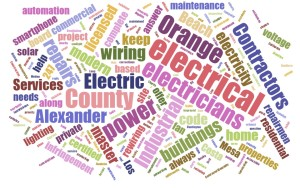 Master Electricians Orange County